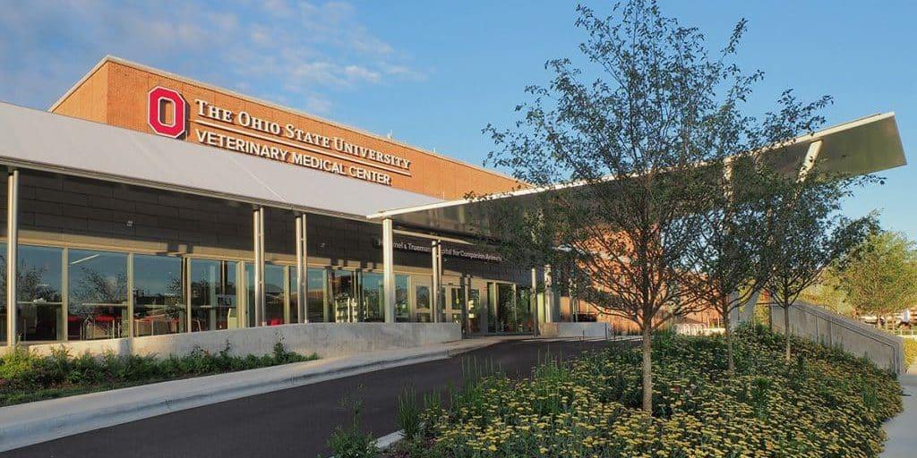 ohio state university veterinary medical center