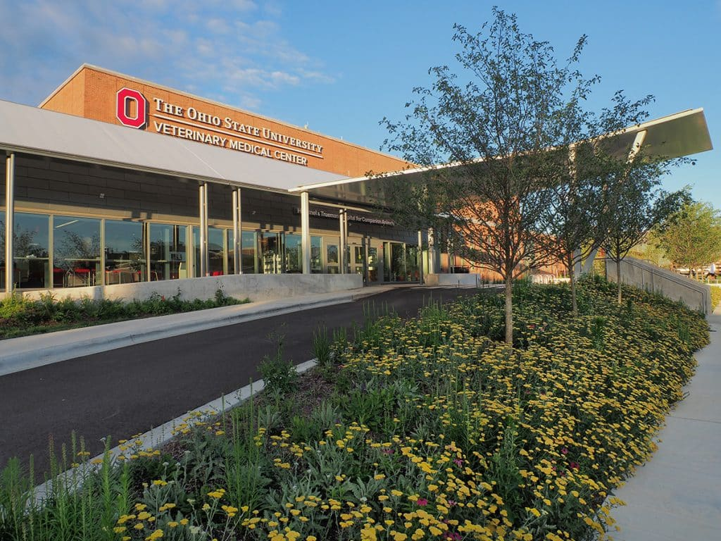 ohio state university veterinary medical center